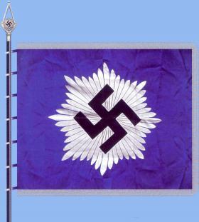 Знамя регионального подразделения противовоздушной обороны (RLB)