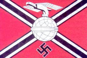 "Флаг компании ""Цеппелин"" (1935-1937)"