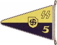 """5-я танковая дивизия SS """"Wiking"""""""