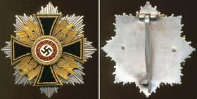 Звезда Германского ордена (реплика)