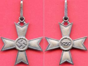 Рыцарский крест к Кресту за военные заслуги (Ritterkreuz des Kriegsverdienstkeuzes)