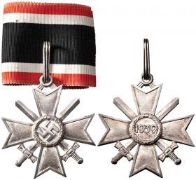 Рыцарский крест к Кресту за военные заслуги с мечами