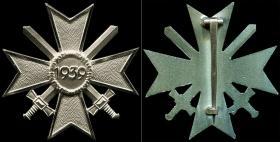 Денацифицированный вариант Креста за военные заслуги 1-го класса