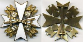 Орден немецкого Орла 4 класса с Мечами (частная коллекция)