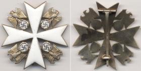 Орден немецкого Орла 4 класса без мечей (частная коллекция)