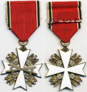 Орден немецкого Орла 5-го класса с Мечами