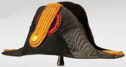 Головной убор  (feluke) албанской офицерской морской формы образца 1927 года (реплика)