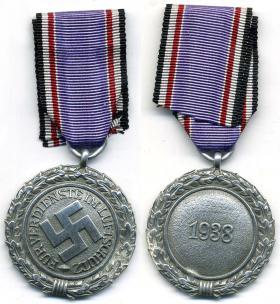 Медаль за службу по охране воздушного пространства 2-го класса