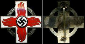 Почетный крест пожарного 1-го класса (ранний тип)