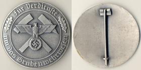 Почетный знак государственной горноспасательной службы
