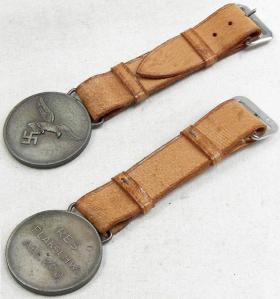 Памятная медаль прожектористам