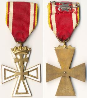 Данцигский крест 2-го класса