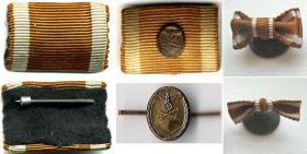 Варианты фельдшпанг и пуговичных миниатюр