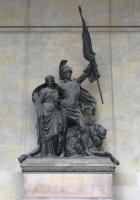 Памятник героям Франко-прусской войны 1870–71 года