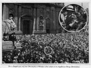 Одеонсплац 2 августа 1914 года