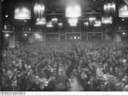 Пивной зал Бюргербройкеллер в 1923 году