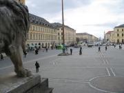 Современный вид на Одеонсплаце