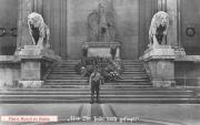 Вид Фельдхеррнхалле во время нацистов