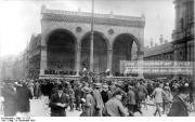 Фельдхеррнхалле – снимок 1923 года