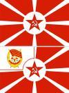 Военно-морской флаг СССР образца 1924-1935 года и Почётный Революционный Военно-морской флаг образца 1926-1935 года