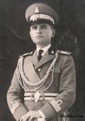 Капитан (Kapiten) албанской армии в форме образца 1939 года