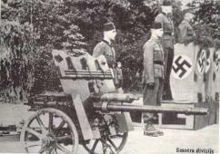 Бойцы дивизии СС «Скандербег»