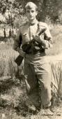 Солдат (Ushtar) албанской армии в форме образца 1945 года