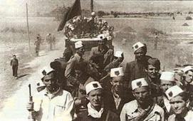 Балысты - члены албанской националистической организации «Балы комбтар»