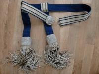 Парадный ремень морского чиновника