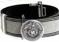 Парадный ремень офицера СС