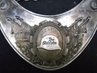 Горжет знаменосцев ветеранской организации «Стальной шлем»