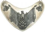 Горжет армейского полкового знаменосца