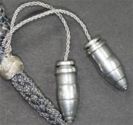 подвеска на шнур за стрельбу в виде зенитных снарядиков