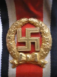 Почётная пристёжка пехотинца