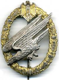 Нагрудный знак парашютистов (сухопутных войск)