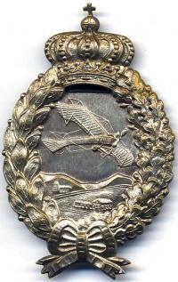 Знак военного пилота Первой мировой войны (Баварский)