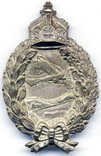 Знак военного пилота Первой мировой войны (Прусский)