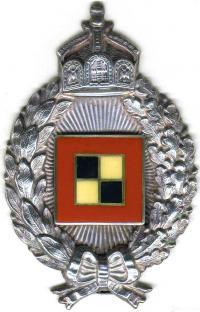 Знак пилот-наблюдатель (Первая мировая война, Прусский тип)