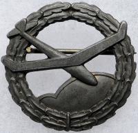 Знак члена Аэромодельного клуба NSFK