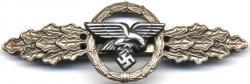 Серебренная планка Военно-транспортной авиации Люфтваффе