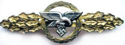 Золотая планка Военно-транспортной авиации Люфтваффе