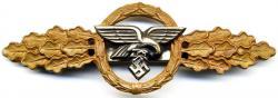 Бронзовая планка Военно-транспортной авиации Люфтваффе