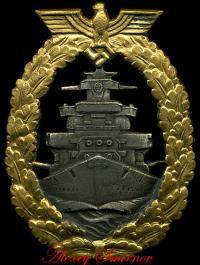 Боевой знак флота французского образца