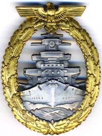 Боевой знак флота