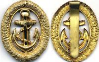 Знак вахтенного офицера Кригсмарине