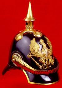 пикельхельм, пруссия, конец XIX века