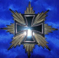 Звезда Большого креста Железного креста. («Звезда Блюхера»)