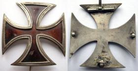 Офицерский Кульмский кресты «классической» формы