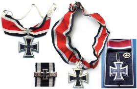 Варианты крепления и хранения крестов образца 1957 года