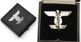 Шпанга повторного награждения к Железному кресту 1-ой степени в оригинальном футляре